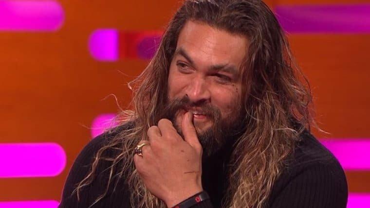 Jason Momoa mostra que seus conhecimentos em Dothraki ainda não enferrujaram!