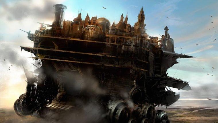 Mortal Engines | Livros que inspiraram próximo filme de Peter Jackson chegarão ao Brasil
