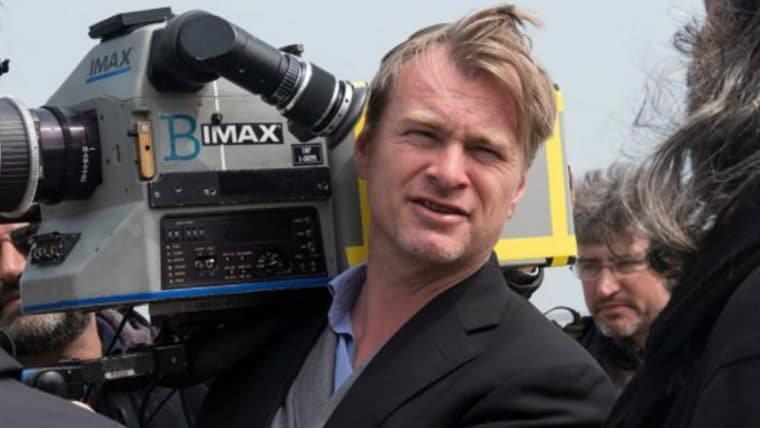 """Christopher Nolan pede desculpas por seu comentário """"não diplomático"""" sobre a Netflix"""