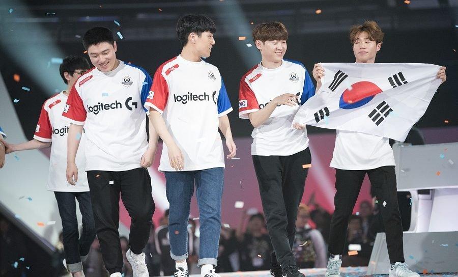 Coreia do Sul vence Copa do Mundo de Overwatch 2017