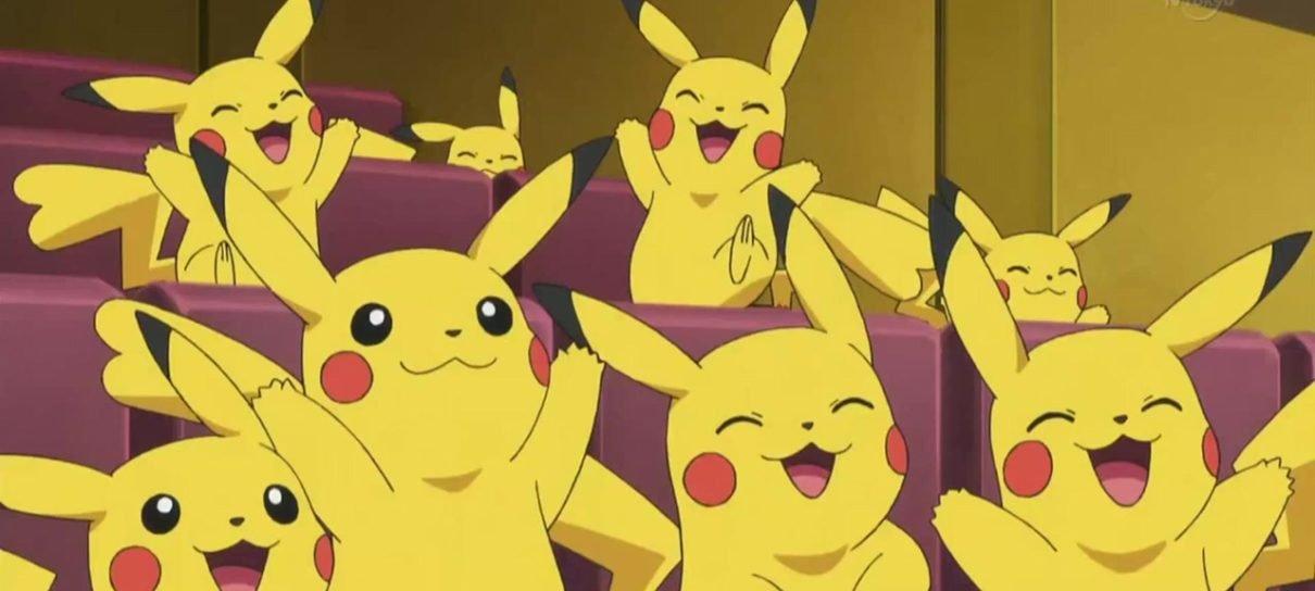 Jogos de Pokémon venderam 300 milhões de unidades físicas