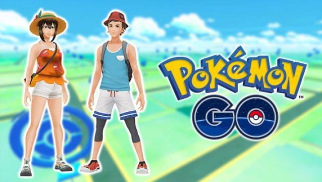 Pokémon GO recebe roupas gratuitas de Ultra Sun e Ultra Moon