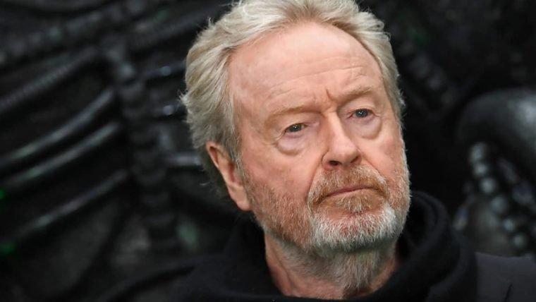 Ridley Scott pode dirigir filme sobre a juventude de Merlin, diz site