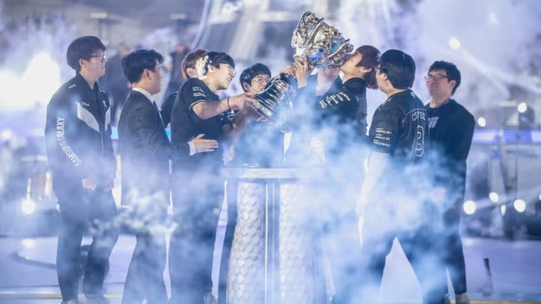 League of Legends | Samsung Galaxy derrota SK Telecom T1 e é campeã do Mundial 2017