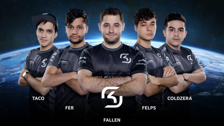 CS:GO | SK Gaming e Team One se classificam para eliminatória americana da WESG