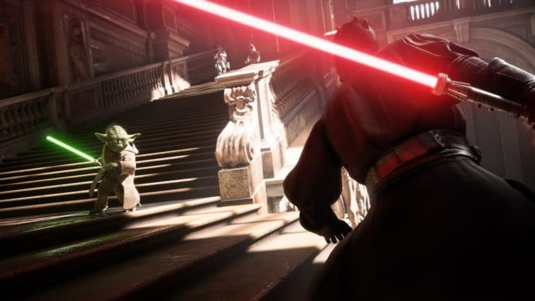 Autoridades da Bélgica estão investigando caixas de itens de Star Wars Battlefront II