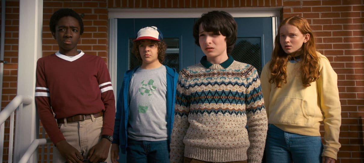 Mais de 15 milhões de pessoas assistiram Stranger Things 2 nos EUA durante a estreia