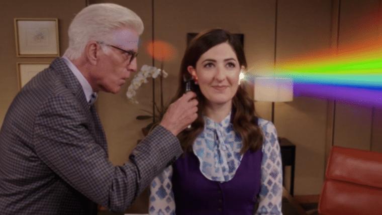 The Good Place acaba de ser renovada e segue para sua terceira temporada