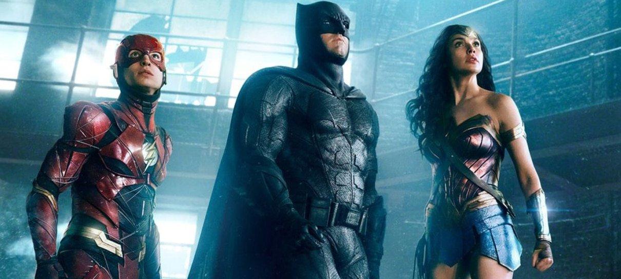 Trailer de Liga da Justiça foi o mais assistido do ano