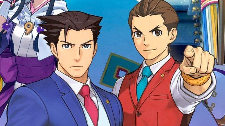 TAKE THAT! Capcom promete mais jogos para Switch, incluindo um Ace Attorney