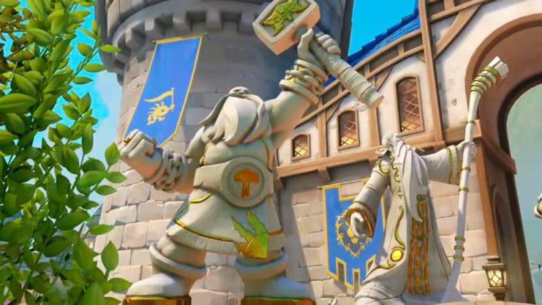 Blizzard World é o novo mapa de Overwatch!