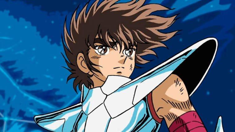 Bandai Namco comenta sobre novo anime de Cavaleiros do Zodíaco da Netflix