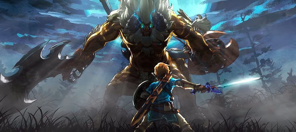 Golden Joystick Awards elege Zelda: Breath of the Wild o jogo do ano; veja os vencedores!