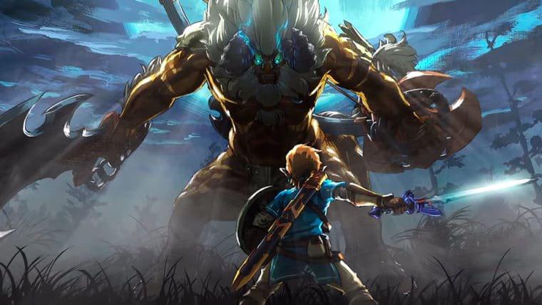 Golden Joystick Awards elege Zelda: Breath of the Wild o jogo do ano; veja os vencedores!