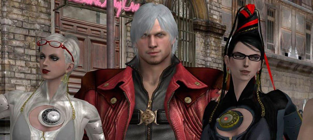 Hideki Kamiya quer fazer novo Viewtiful Joe, Okami e Devil May Cry, se a Capcom deixar