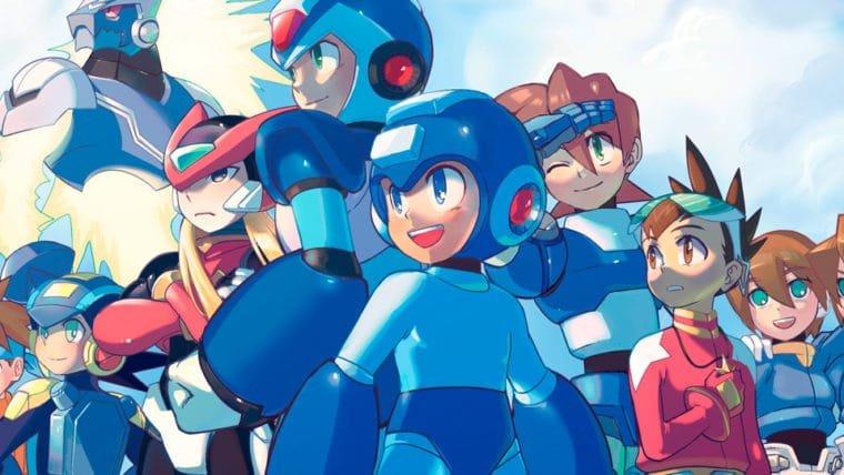 Capcom pode finalmente anunciar um jogo novo de Mega Man em dezembro