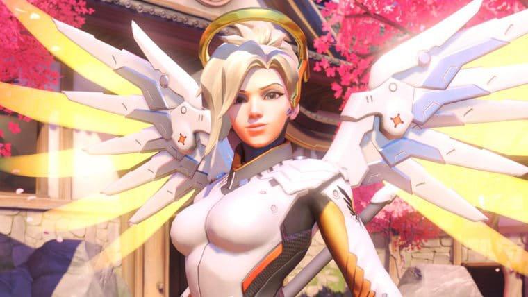Overwatch | Blizzard testa novas mudanças para Mercy e melhorias para Ana