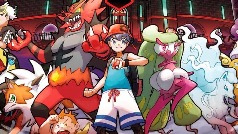 Pokémon Ultra Sun e Moon | Vazamentos revelam diversas novidades dos jogos