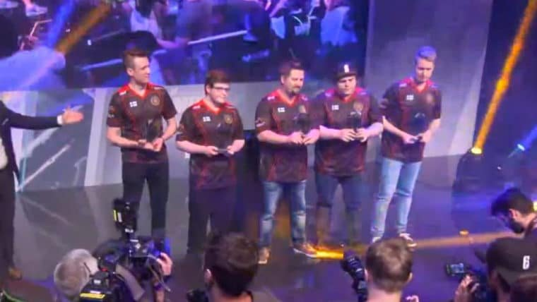 Rainbow Six Siege | Ence derrota Black Dragon na final e é campeã da Pro League 2017