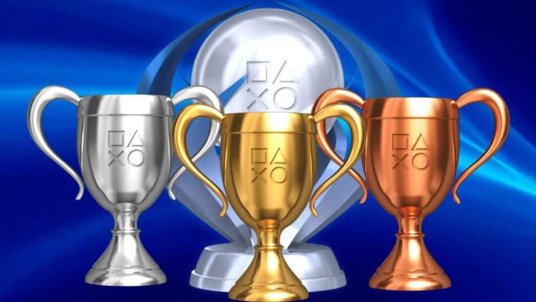 Troféus agora rendem créditos na PS Store dos EUA