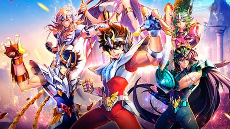 Cavaleiros do Zodíaco | Tencent anuncia novo jogo de Saint Seiya para mobile na China