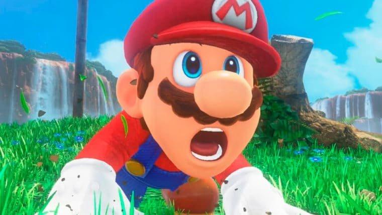 Super Mario Odyssey é o jogo da franquia a vender mais rápido nos EUA e na Europa