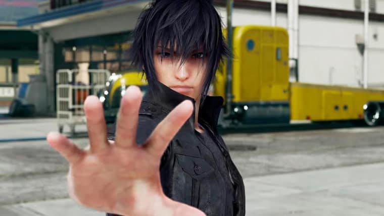 Tekken 7 anuncia Noctis, de Final Fantasy XV, como próximo personagem
