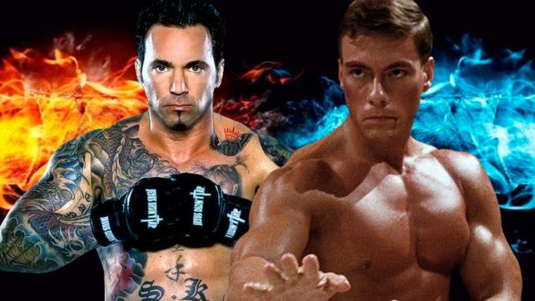 Jason David Frank, o Ranger Verde, e Jean Claude Van Damme quase brigaram em evento