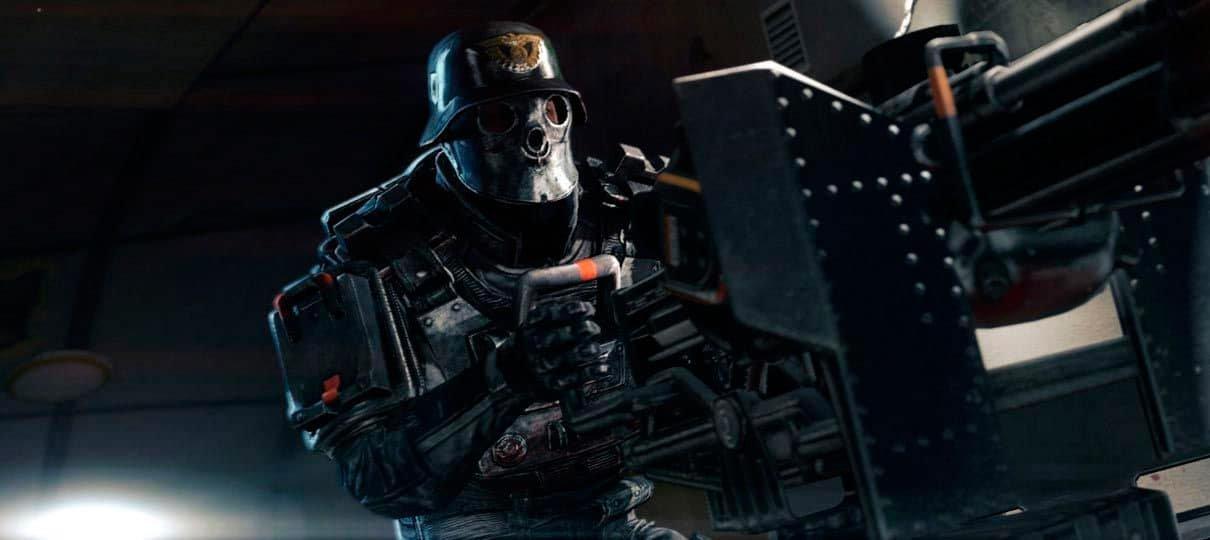 """Wolfenstein II: The New Colossus finalmente desbloqueia o """"cofre"""" do menu inicial"""