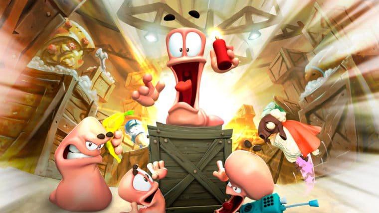 Worms Battlegrounds e Bound são os destaques da PS Plus no mês de novembro