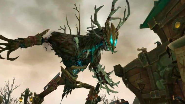 A Aliança e a Horda se enfrentam em Battle for Azeroth, a nova expansão de World of Warcraft