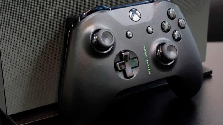 Xbox One X chega ao Brasil em 15 de dezembro por R$ 3.999