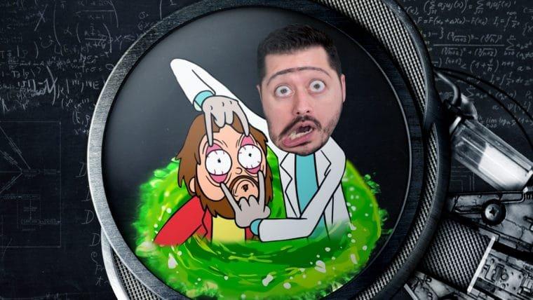 O que Rick and Morty faz com suas expectativas