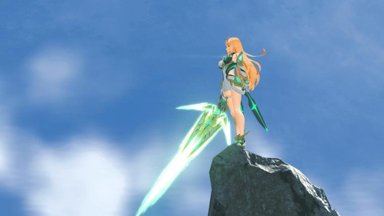 Xenoblade Chronicles 2 terá opção para vozes em japonês