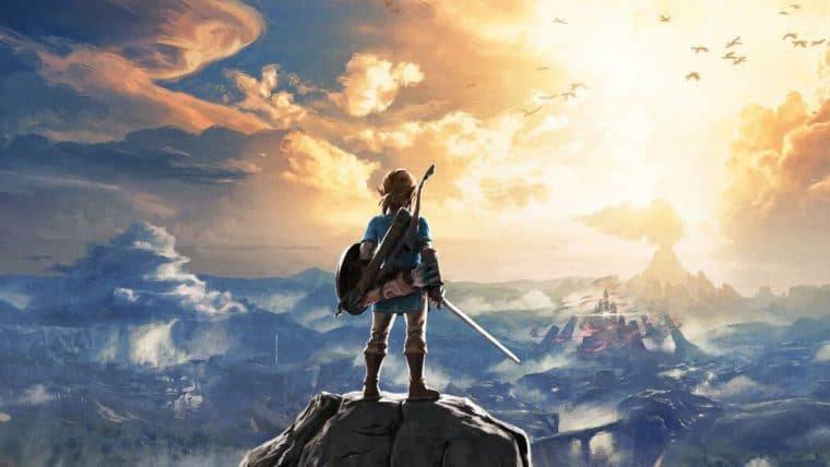 The Legend of Zelda: Breath of the Wild ganha Edição do Explorador