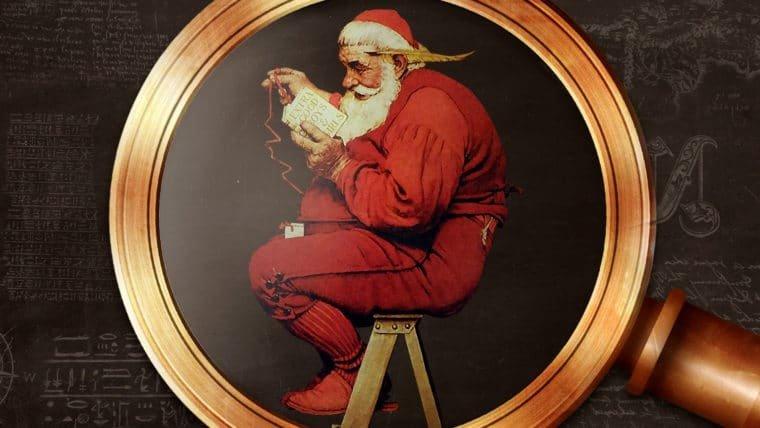 Origem do Papai Noel