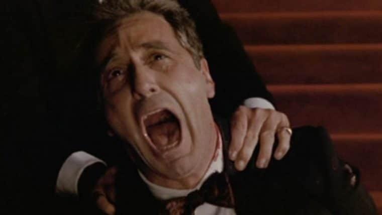 Novo filme de Al Pacino conseguiu a desonra de ser avaliado com 0% no Rotten Tomatoes