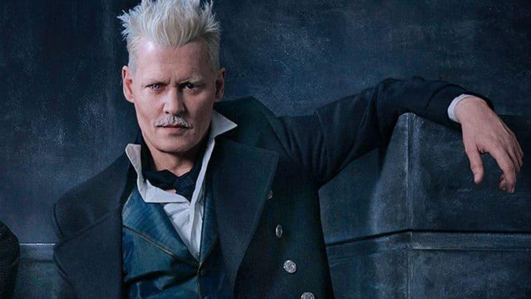 J.K. Rowling finalmente fala sobre escolha de manter Johnny Depp como Grindewald