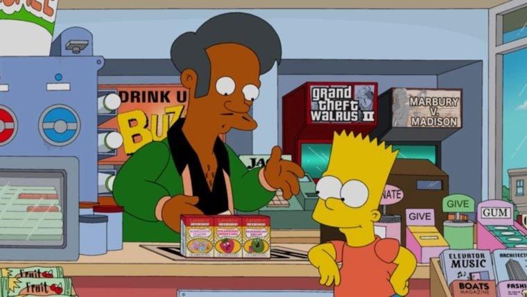 Os Simpsons | Apu será removido da série após controvérsia