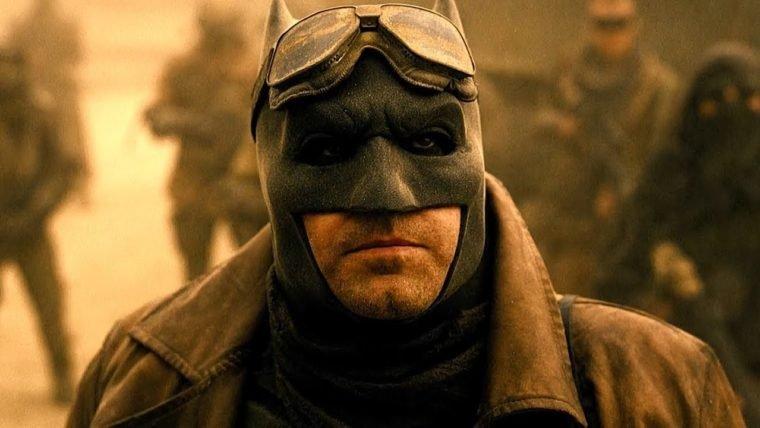 Uniforme visto em Batman vs. Superman se torna canônico em HQ