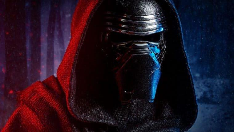 Star Wars: Os Últimos Jedi | Marca cria busto de Kylo Ren em tamanho real