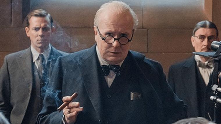 Gary Oldman gastou R$ 66 mil em charutos para interpretar Winston Churchill