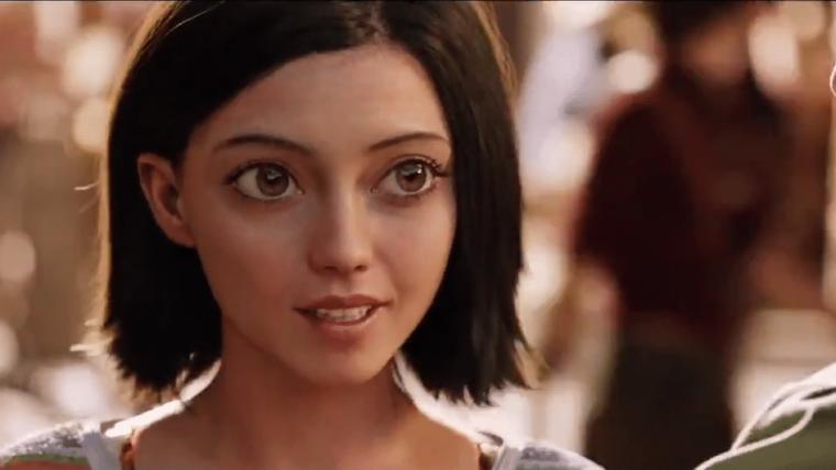 O primeiro trailer de Alita: Anjo de Combate é bem emocionante
