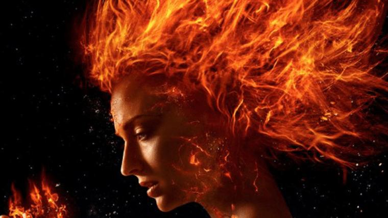 X-Men: Dark Phoenix | Sophie Turner se transforma na Fênix nas primeiras fotos do longa