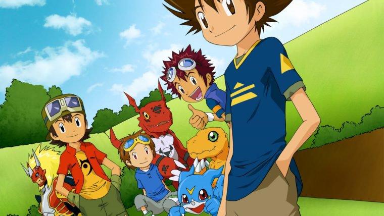 Disney agora detém parte dos direitos da série Digimon