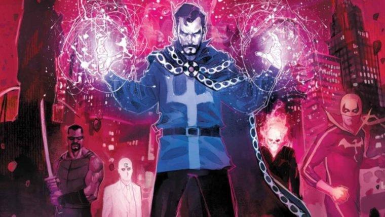 Doutor Estranho   Rod Reis fala sobre a próxima saga do Mago Supremo