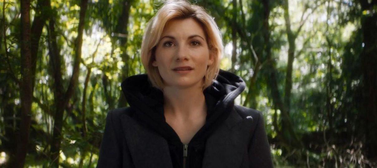Doctor Who   Steven Moffat tenta explicar por que não teve uma Doutora antes
