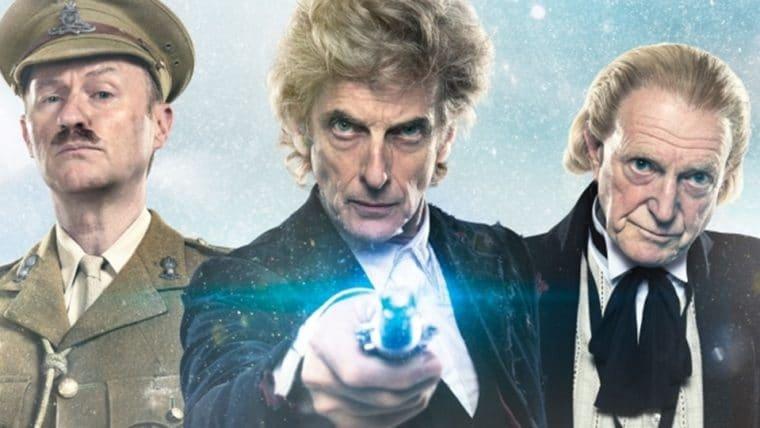 Especial de Natal de Doctor Who será exibido no Cinemark no dia 25 de dezembro!
