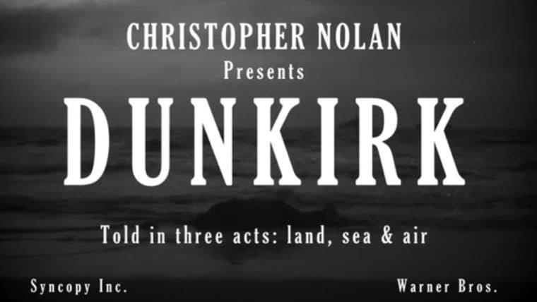 Vídeo transforma Dunkirk em um filme mudo para mostrar o poder da narrativa visual