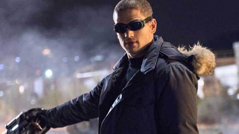 Leonard Snart, o Capitão Frio, retornará para The Flash em 2018